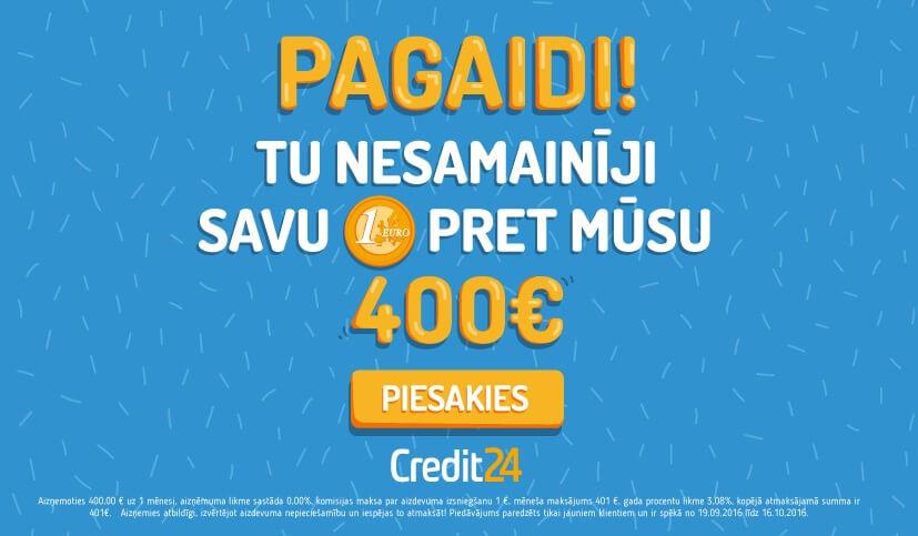 creditio offer